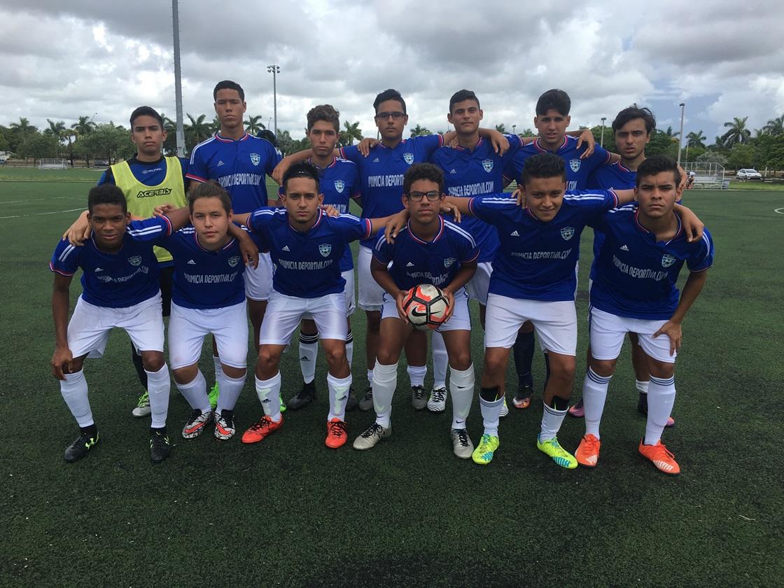 Project One azul Internacional Cup. 2017